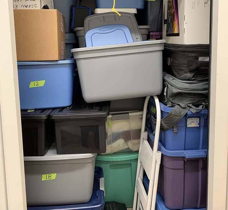 Our Storage Locker