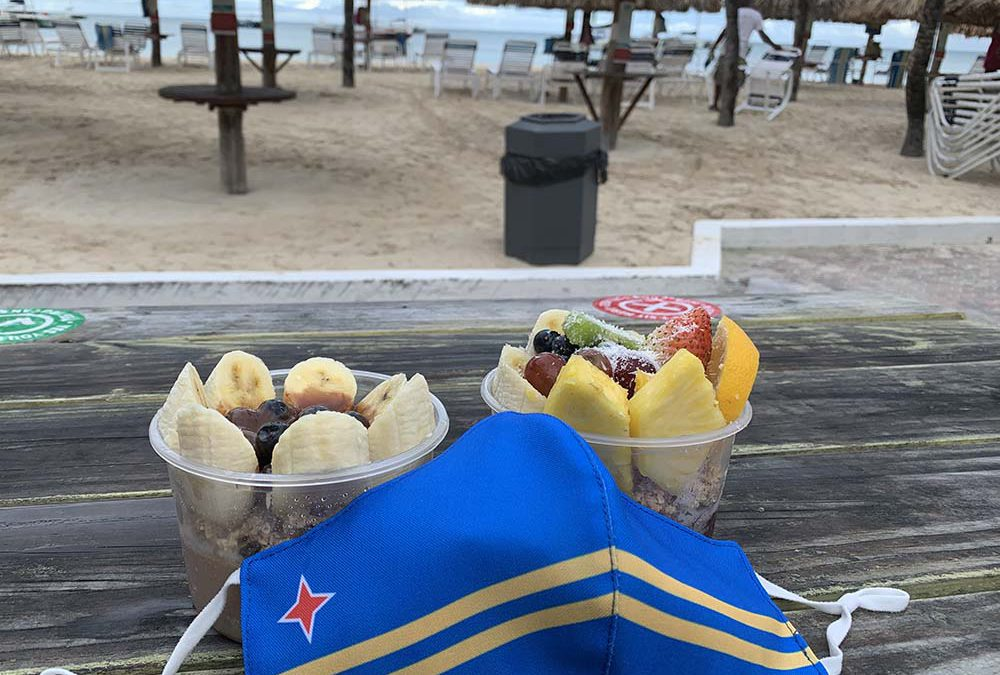 …Breakfast At The Beach
