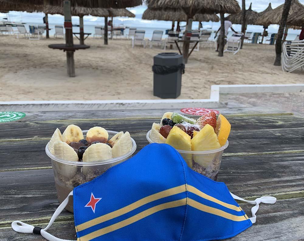 Bowls from Eduardo's Beach Shack