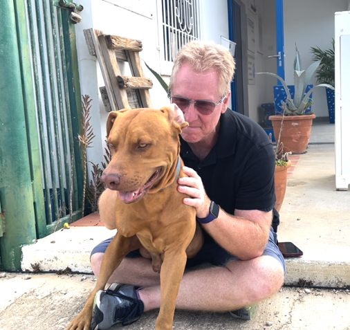 …Back in Bonaire